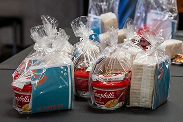 Group donates care packages for quarantined OSU students