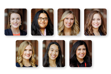 Seven College of Arts and Sciences seniors receive top honors from the Alumni Association