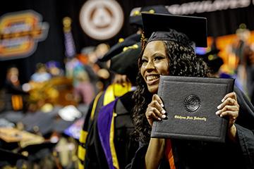 Oklahoma State University announces fall 2018 graduates