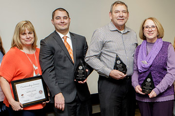 OSU Distinguished Staff Service Award ceremony set for Tuesday