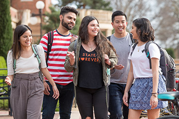 OSU receives prestigious national diversity award for 8th consecutive year