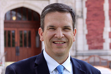 OSU names choice for College of Arts and Sciences dean