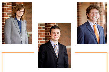 Three OSU students named 2019 Goldwater Scholars