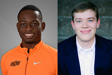 Two OSU students named Goldwater Scholars