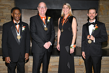 OSU Hall of Fame Induction Ceremony
