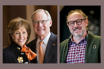 OSU's Hargises, Ramsay to be honored with 2019 Governor's Arts Awards