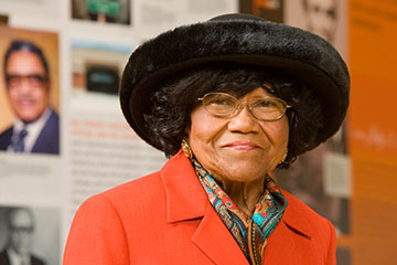 Two OSU buildings renamed to honor civil rights pioneer