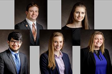 Oklahoma State University announces scholar society members