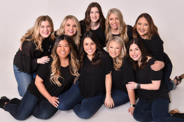 Oklahoma State University Panhellenic Council honored