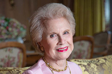 Women for OSU name Peggy Helmerich Philanthropist of the Year