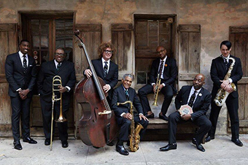 Legendary Preservation Hall Jazz Band to Bring the Sounds of New Orleans to The McKnight Center for the Performing Arts