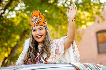 OSU celebrating Native American Heritage Month