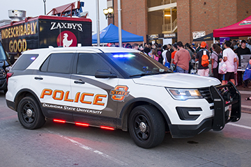 OSU-Tulsa PD combines forces with OSU Stillwater police