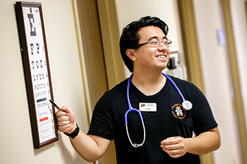 University Health Services achieves reaccreditation