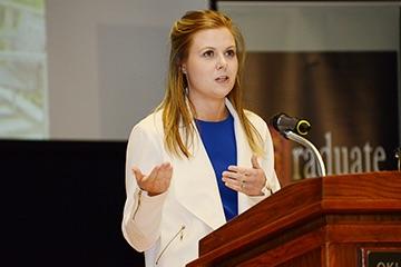 OSU's top three-minute presenters awarded