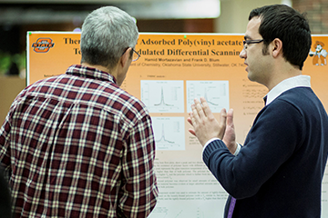 OSU Research Week: Celebrating the best and the brightest researchers