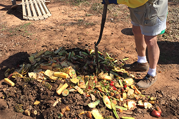 Food scraps anyone? OSU Dining Services looks to expand composting program