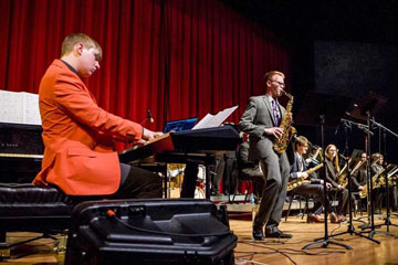 Daversa and OSU Jazz Orchestra to offer fusion concert