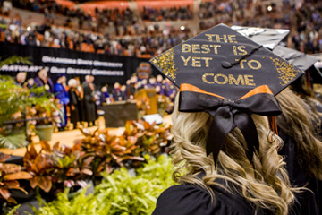 Oklahoma State University announces fall 2019 graduates