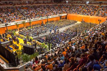 OSU moves May graduation ceremonies to December