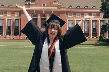 OSU student awarded Fulbright to teach in Germany