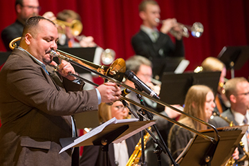 OSU Jazz Orchestra joins rising star for first commercial album