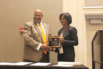 APLU Commission on Access, Diversity and Excellence  honors OSU's Kirksey