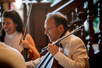 The McKnight Center's inaugural chamber music festival is a success