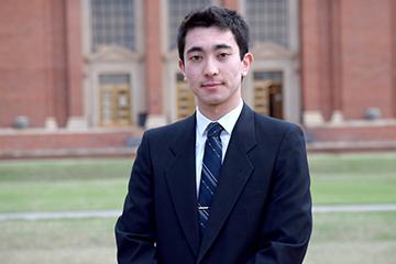 OSU student is Knight-Hennessy Scholars Finalist