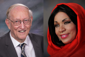 O'Brate and Mitchell to receive honorary doctorates from OSU