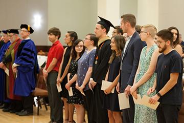 OSU Phi Beta Kappa inducts Halligan, Ross and 29 student members