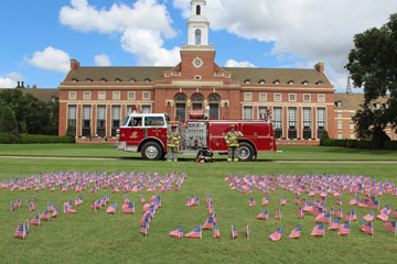 A Climb to Remember – Our Fallen Heroes Honored at Oklahoma State University