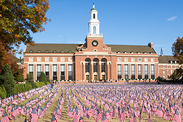 OSU ranked among top 50 colleges for military veterans