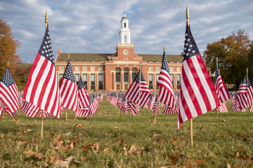 OSU named a top 100 college for veterans
