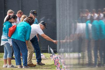 OSU to host replica Vietnam Memorial wall in April