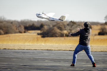 OSU partnership with Vigilant Aerospace powered by NASA technology