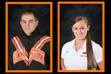 COE Students are OSU Student-Athletes of the Year