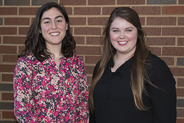 Marriage and Family Therapy graduate students awarded fellowships