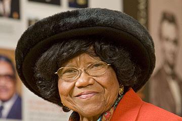 OSU Alumni Association inducting Nancy Randolph Davis into the OSU Hall of Fame