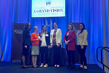 Cooking for Kids receives Priester Award for Innovation