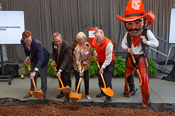 OSU announces new Ray and Linda Booker Flight Center