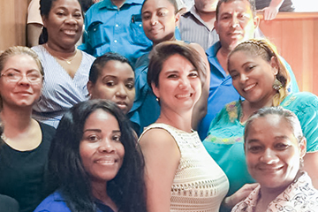College of Education, Health and Aviation launches doctoral program in Belize