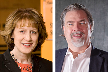 Board on Human Sciences honors two OSU professors with national awards