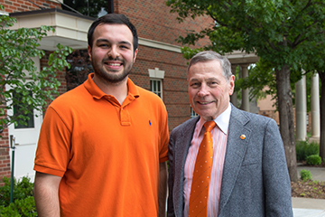 Bryan Close Teaching Fund lifts the burden of student loans for one OSU graduate