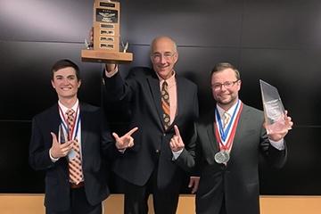 OSU Flying Aggies Flight Team wins regional competition