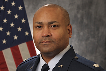Aviation and space doctorate helps U.S. Air Force lieutenant colonel's career take off