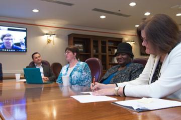 OSU-Tulsa center partners with everyday democracy