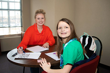 OSU student teachers and tutors adapt to distance learning
