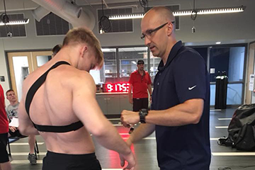 OSU Tactical Fitness and Nutrition partners with Italian university