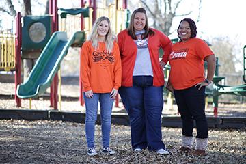 OSU-Tulsa elementary education students graduate to Teacher of the Year accolades